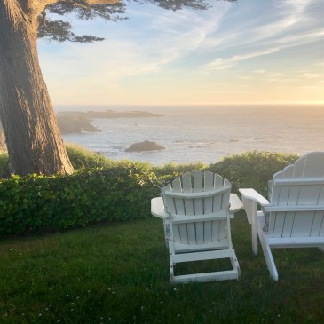 A Review of Agate Cove Inn Near Mendocino, California