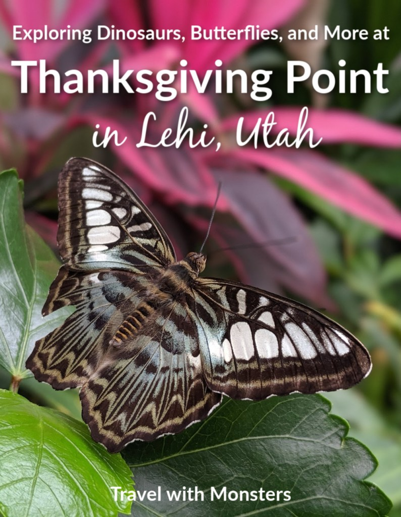 Thanksgiving Point Lehi Utah
