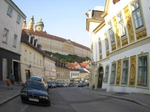 מלק, אוסטריה