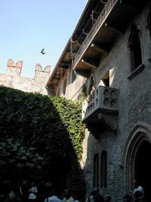 הבית של יוליה בוורונה