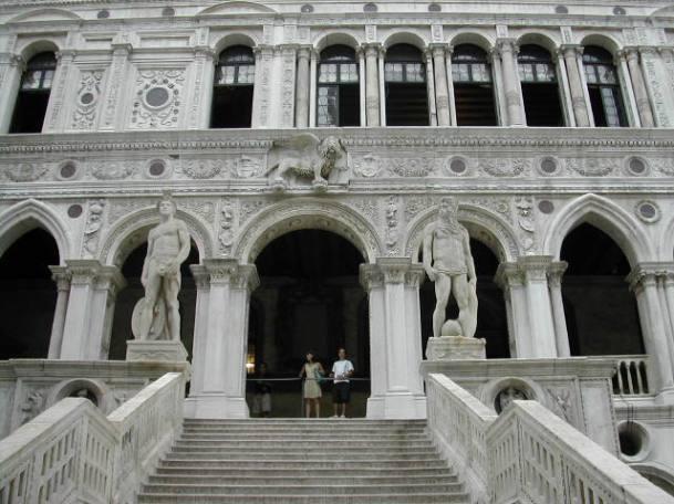 ארמון הדוג'ים בוונציה