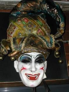 מסיכות מפסטיבל המסיכות של וונציה
