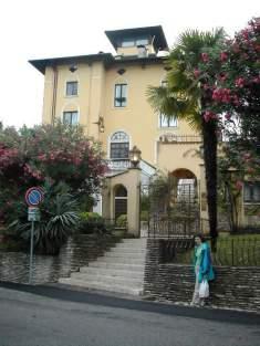 העיירה סטרסה, לאגו מג'ורה