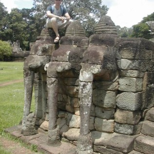 מקדש הפילים באנגקור ואט