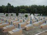 בית הקברות טרונג סון באזור המפורז בוייטנאם