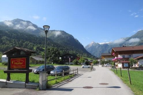 קפרון, אוסטריה