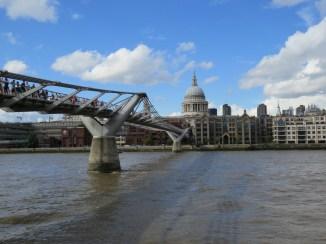 גשר המילניום בלונדון