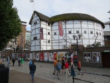 תיאטרון הגלוב של שייקספיר בלונדון