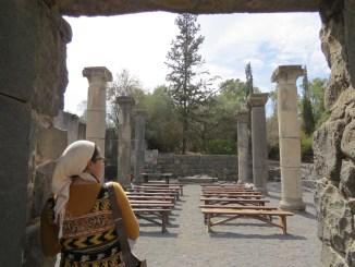 בית הכנסת העתיק בקצרין