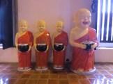 מקדאטרקציות בצ'יאנג מאי - מקדש צ'די לואנג