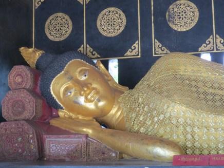 אטרקציות בצ'יאנג מאי - מקדש צ'די לואנג
