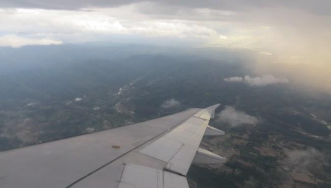 הטיסה לתאילנד