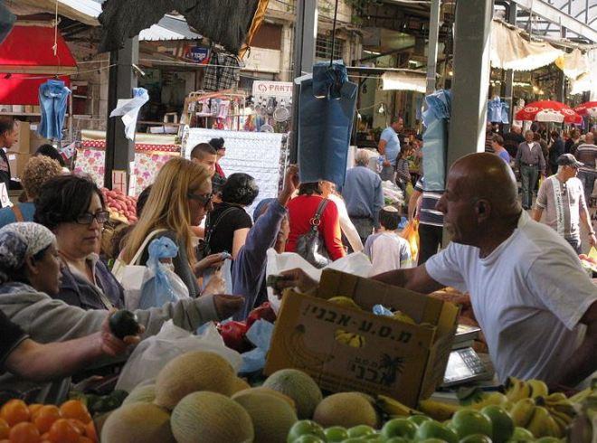 השוק ברמלה