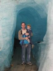 קרחון פורקה, שוויץ
