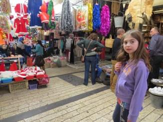 בשוק של נצרת