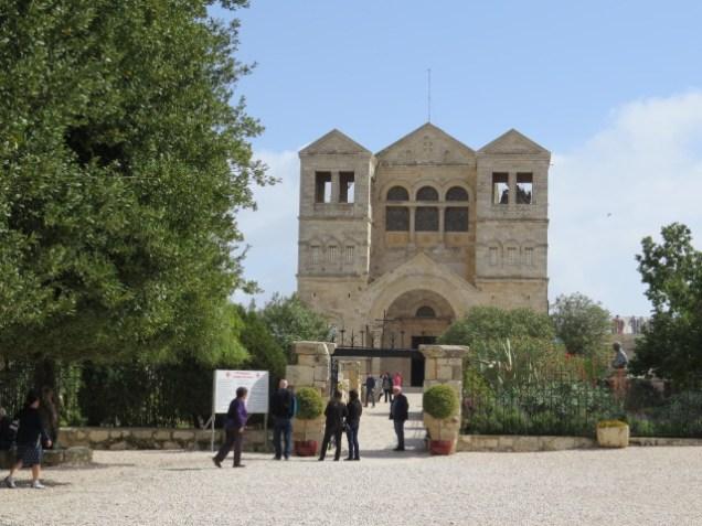 כנסיית ההשתנות בהר תבור
