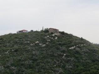 גבעת וולפסון ממצפור חוות משמר הכרמל