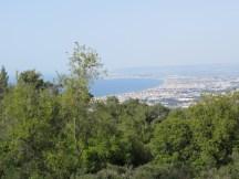 מפרץ חיפה מחורשת הארבעים