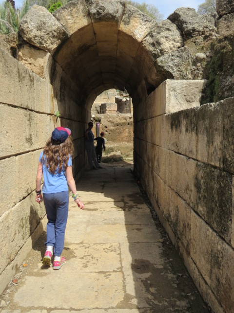 ארמון המלך אגריפס השני בבניאס