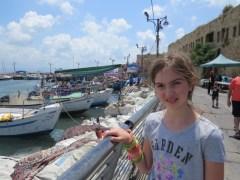 נמל עכו העתיקה