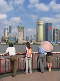 שנגחאי - תצפית על פודונג
