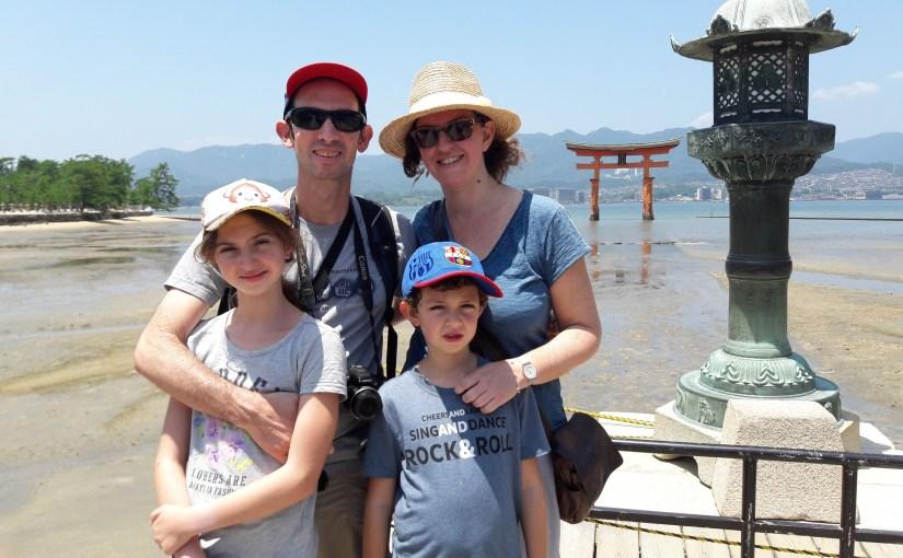 ביקור בהירושימה