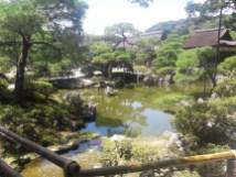 מקדש הכסף - גינקאקו ג'י בקיוטו