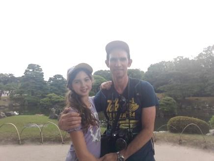 במצודת ניג'ו בקיוטו