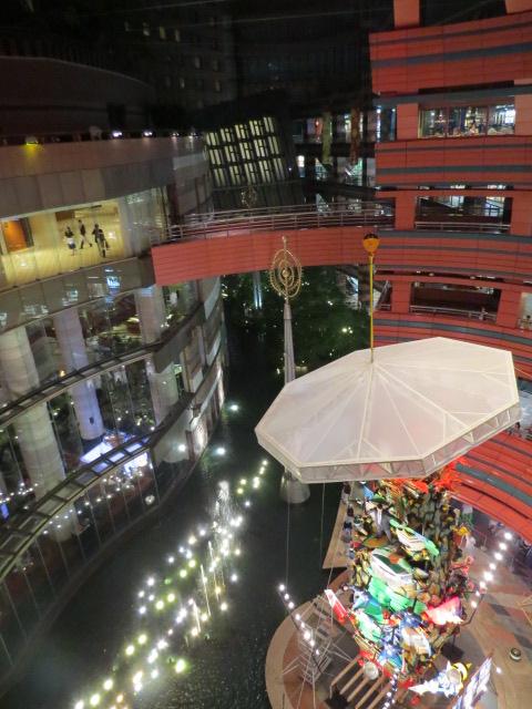 קניון קנאל סיטי בפוקואוקה, יפן