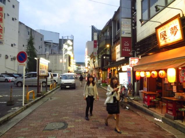 מטצומוטו, יפן