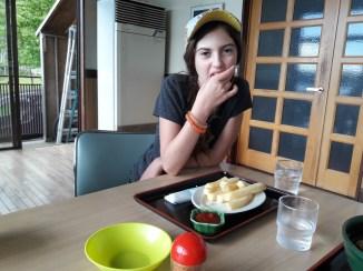 על שפת אגם יונוקו
