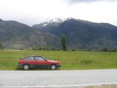 טיול בניו זילנד