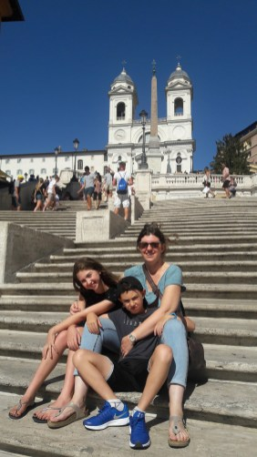 המדרגות הספרדיות