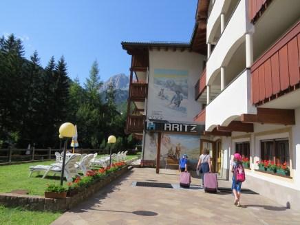 מלון גרני אריץ בקמפיטלו די פאסה