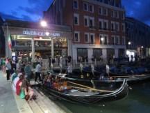 גונדולות בוונציה