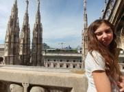 הדואומו במילאנו