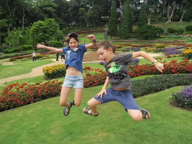 מסלול טיול משפחתי בתאילנד, קיץ 2015