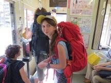 אוטובוס בהירושימה
