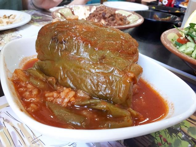 מסעדת נאג'י באבו גוש
