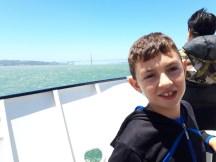 שיט במפרץ סן פרנסיסקו