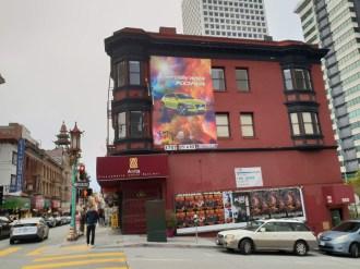 צ'ינה טאון בסן פרנסיסקו