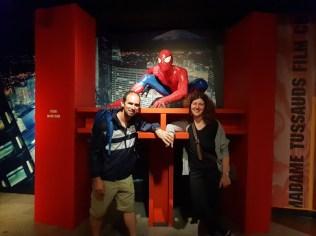 במוזיאון מדאם טוסו בסן פרנסיסקו