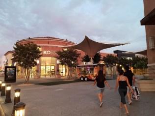 מרכז קניות בפרסנו