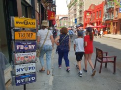 """מסלול טיול משפחתי בארה""""ב - ניו יורק"""