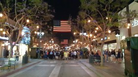 שדרות קולורדו והפיר בסנטה מוניקה