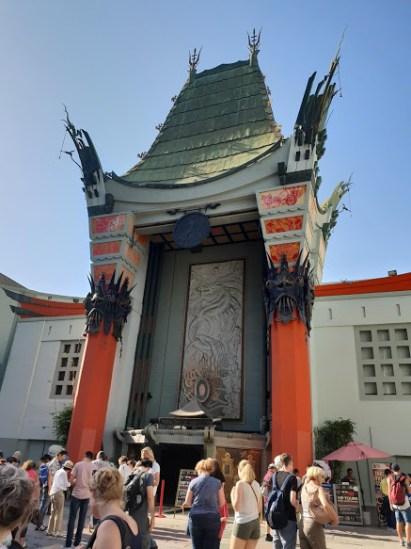 התיאטרון הסיני בשדירות הוליווד - שדירת הכוכבים