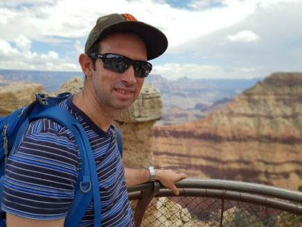 Grand Canyon - Mather point
