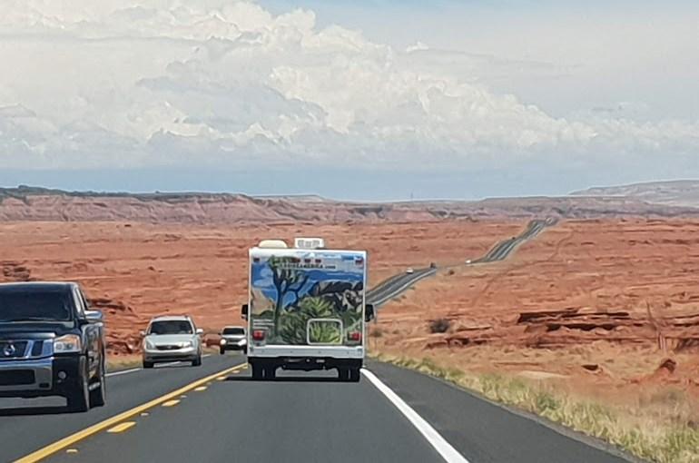 מהגרנד קניון להרי הרוקי דרך מדבריות אריזונה ויוטה
