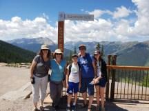 Nature trail, Aspen