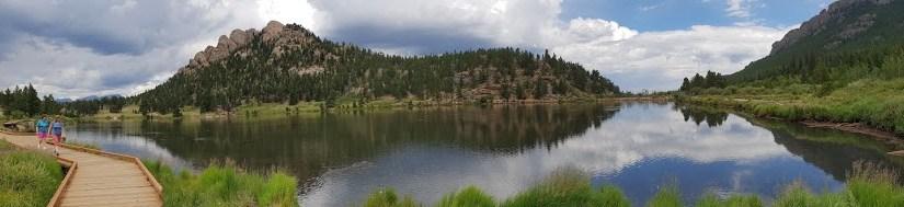מסלול טיול משפחתי בקולורדו